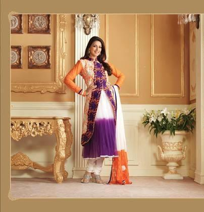Sonali Bendre In Indian Designer Wear Gorgeous Look Photo Still