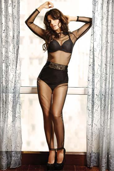 Ameesha Patel Bikini Hot Glamour Still For Maxim