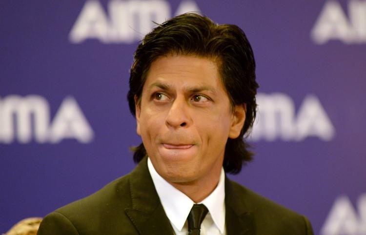 Shahrukh Khan Present At The 40th National Management Convention In The All India Management Association (AIMA)