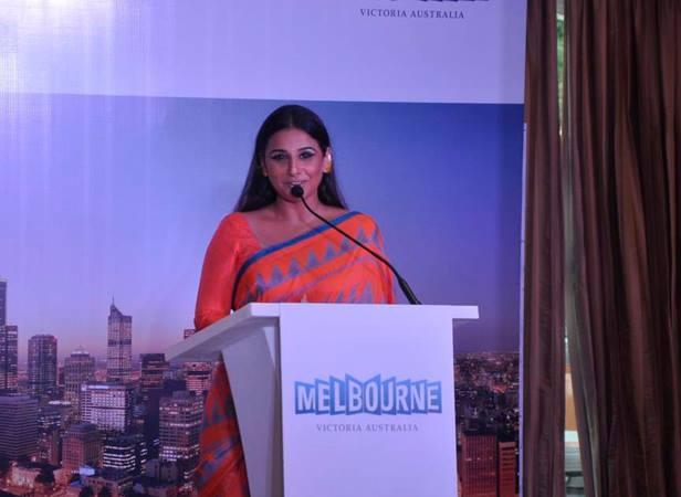 Vidya Balan Speeches At Indian Film Festival Of Melbourne Announcement Event