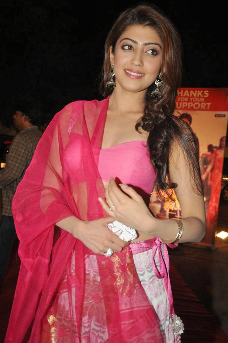 Pranitha Subhash Graced At Attarintiki Daredi Movie Thank You Press Meet Function