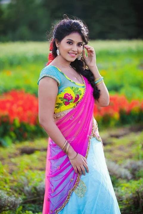 Beautiful Anjali Desi Outlook In Telugu Movie Masala