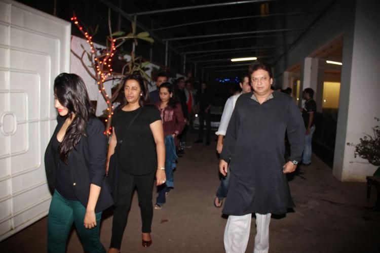 Celebs At Light Box In Mumbai For Goliyon Ki Raas Leela Ram-Leela Special Screening