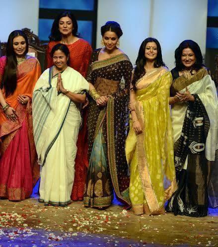 Bollywood Hot Beauties And Mamata Banerjee Attend Kolkata International Film Festival