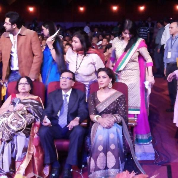 Glamour Bipasha Basu At Kolkata International Film Festival 2013