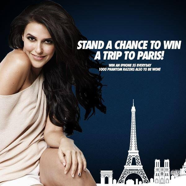 Smiling Neha Dhupia Radiant Look Photo Shoot For Gillette Print Ads