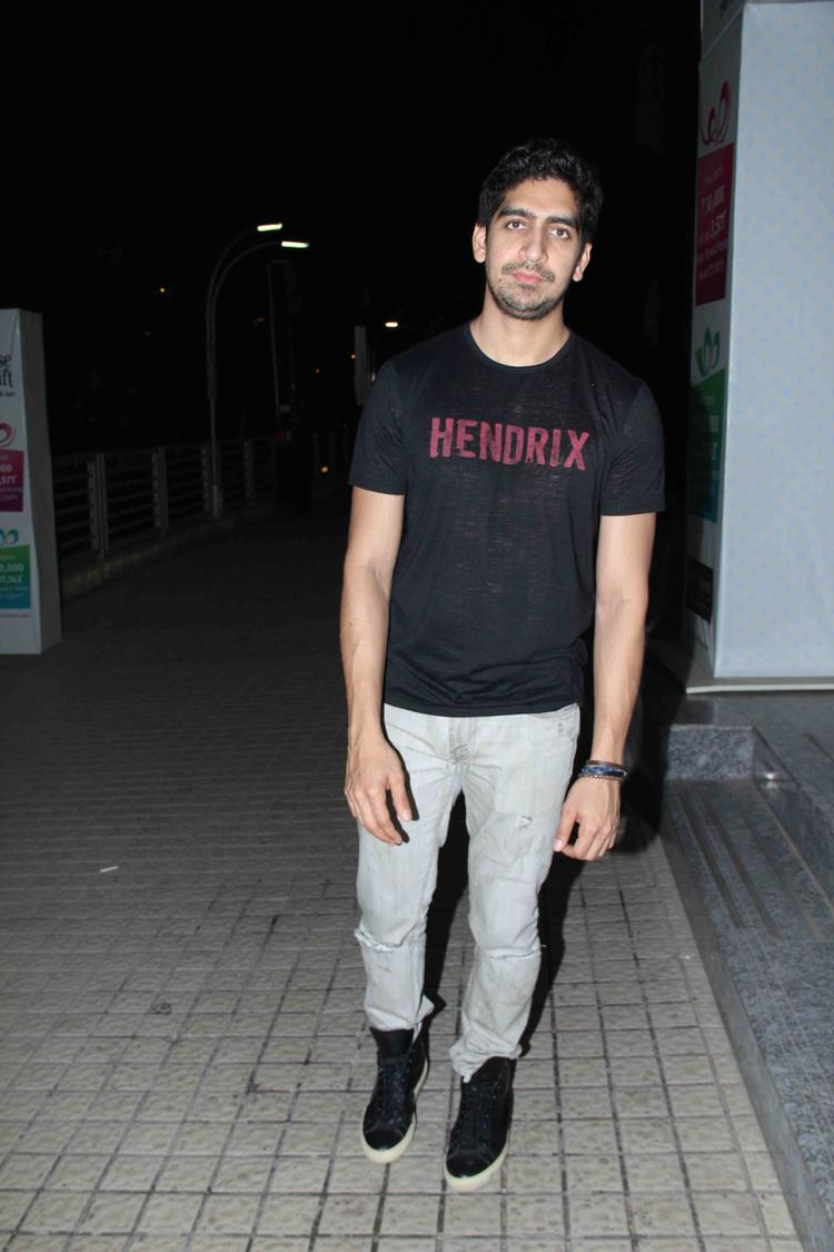 Ayan Mukherjee At Gori Tere Pyaar Mein Movie Special Screening