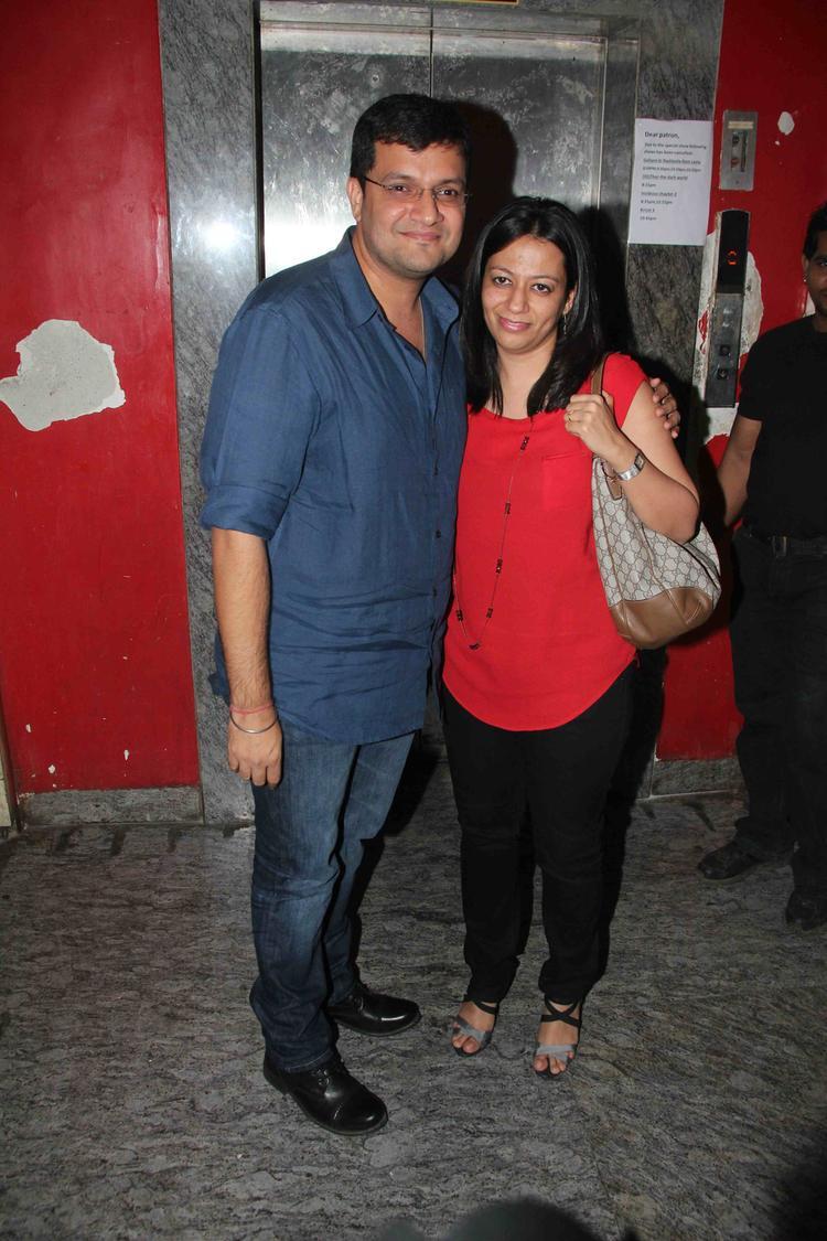 Celebs At Gori Tere Pyaar Mein Movie Special Screening
