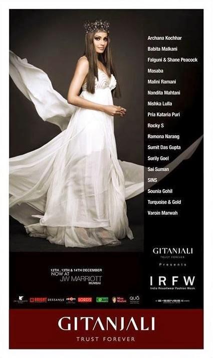 Bipasha Basu Princess Look Elegant Photo Shoot For IRFW