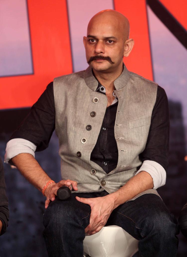 Director Vijay Krishna Acharya Graced At Dhoom 3 Press Conference