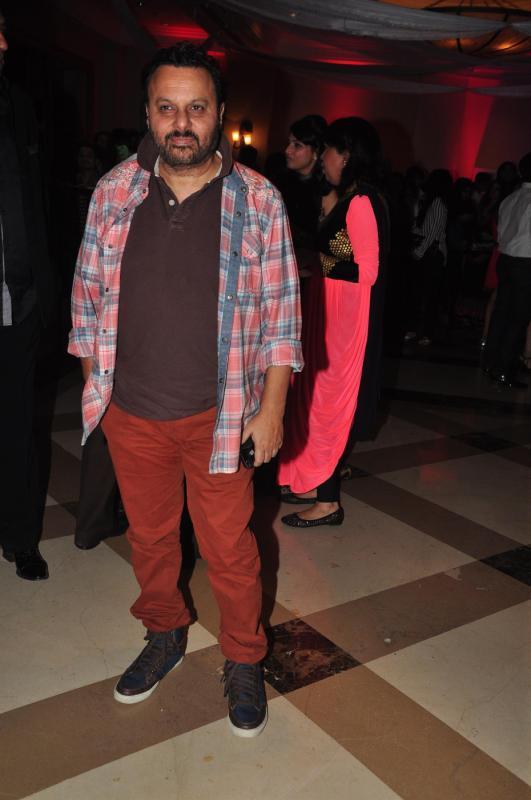 Anil Sharma Graced At Rohit Verma Marigold Watches Fashion Show 2013