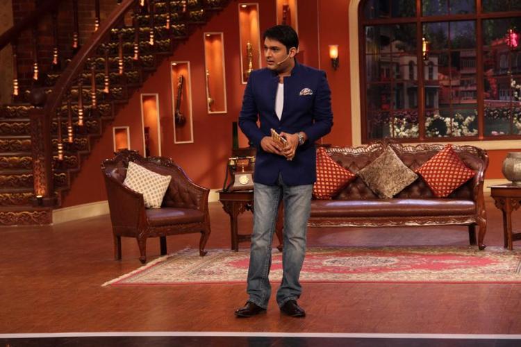 Kapil Sharma Host His Show Comedy Nights With Kapil