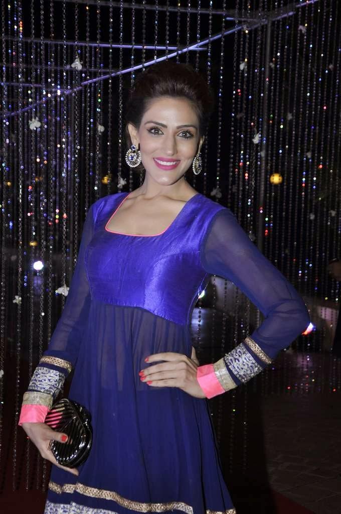 Celebs At Aamna Sharif And Amit Kapoor's Wedding Reception