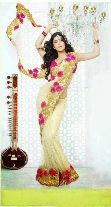 Shruti Haasan Glamour Look Photo Shoot For Kalanjali Ad