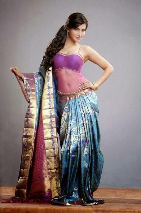 Shruti Haasan Sexy Sizzling Look Photo Shoot For Kalanjali Ad
