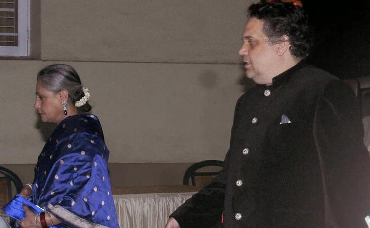 Jaya Bhaduri Bachchan Spotted At Kokilaben Ambani's Birthday Bash