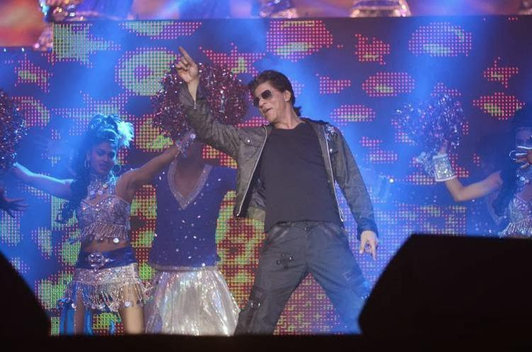 SRK Performed At Temptation Reloaded 2014 In Malaysia