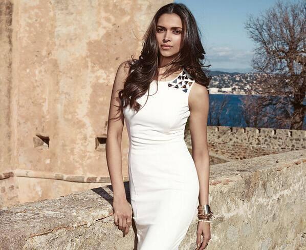Deepika Padukone Hot Look For Van Heusen's Summer Luxury Campaign