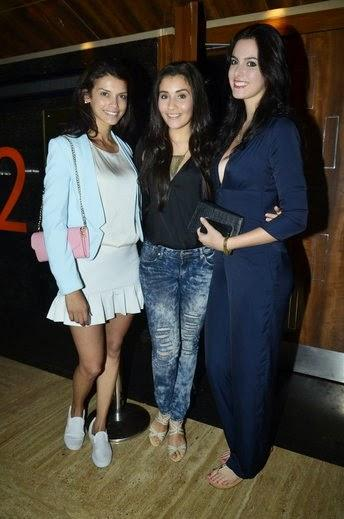 Celebs Attend The Special Screening Of Purani Jeans