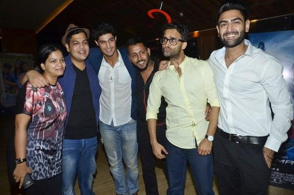 The Purani Jeans Team Catch A Special Screening Of The Movie