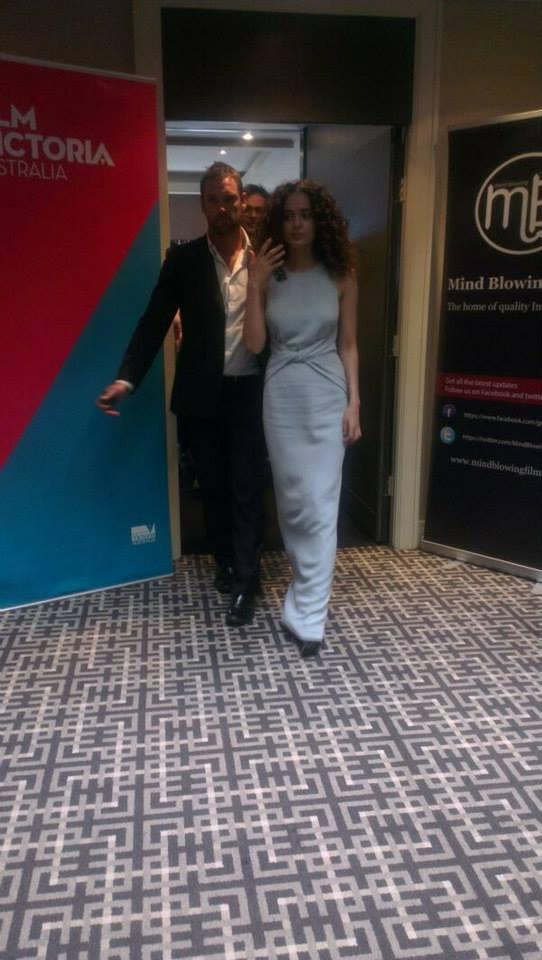 Kangana Ranaut Snapped At Indian Film Festival Melbourne