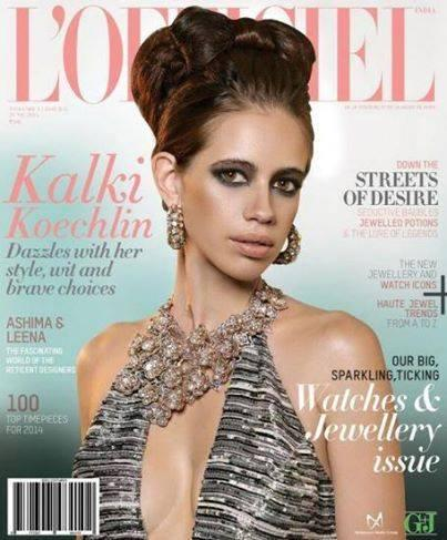 Kalki Koechlin Dazzles With Her Wit, Style And Brave Choices: Mentions The Cover Of L'Officiel Magazine June Issue