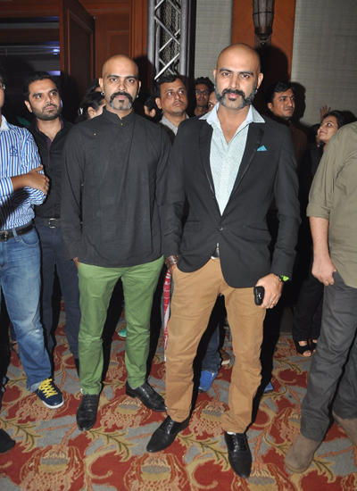 Raghu And Rajiv Spotted At Channel Fox Life Launch Celebration Event