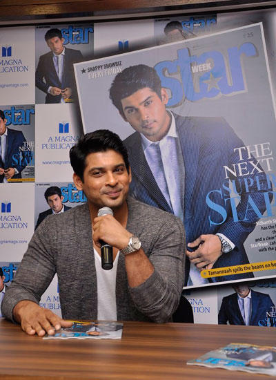 Siddharth Speaks During The Launch Of Star Week Magazine Latest Issue In Mumbai