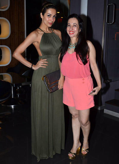 Malaika Arora Khan Attended The Power Woman Fiesta Event Hosted By Vahbiz