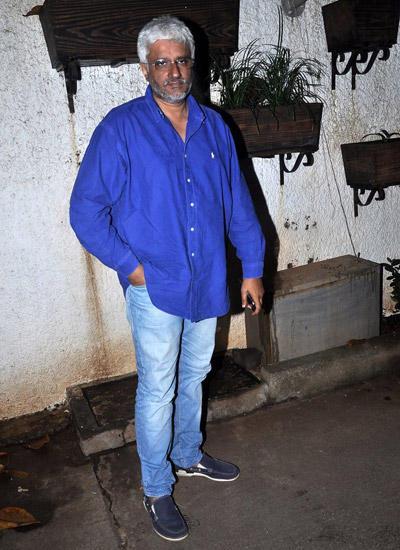 Vikram Bhatt Attend The Raja Natwarlal Movie Special Screening Event