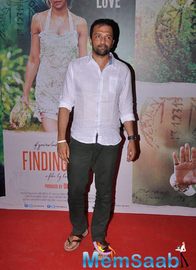 Celebs On Red Carpet At The Finding Fanny Screening