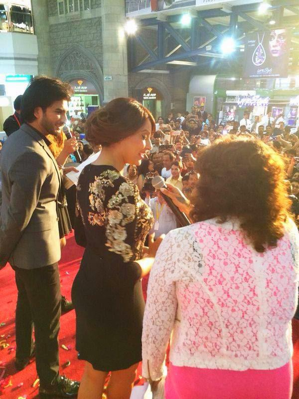 Imran And Bipasha Interacts With Media And Their Fans During The Creature 3D Press Conference