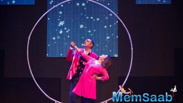 Boman And Farah Performed And Rock The Stage At SLAM ! The Tour In Houston