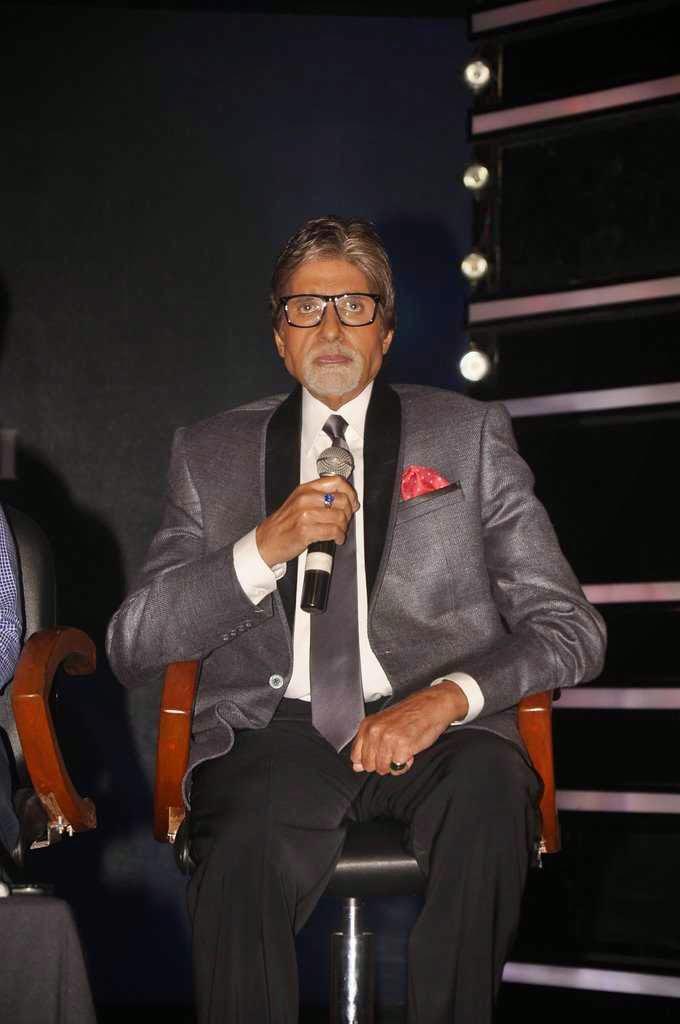 Amitabh Bachchan Announces Latest Kaun Banega Crorepati-2014 Episodes