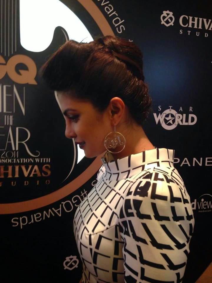 Priyanka Chopra Attended GQ Men Of The Year Awards 2014