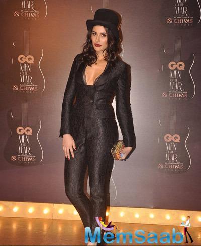 Nargis Fakhri Stylish Look At GQ Men Of The Year Awards 2014