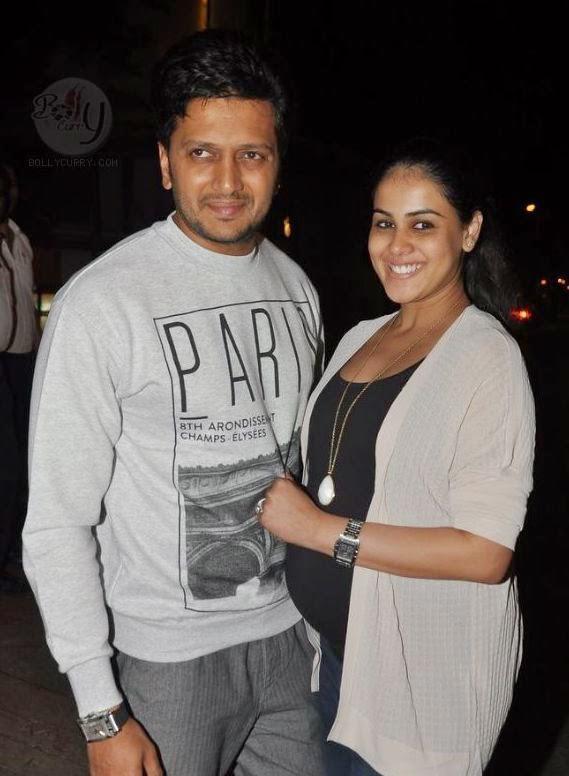 Lavish Couple's Genelia And Riteish Dinner Date With Saif And Kareena