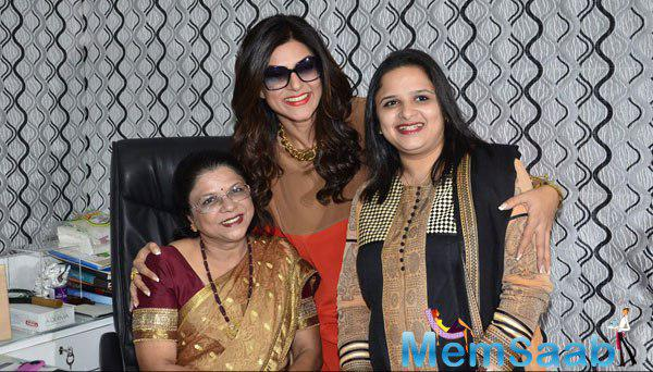 Sushmita Sen Unveiled The New Skin Clinic La Piel Of Her Celebrity Doctor Friends Dr. Shrilata Trasi And Dr. Shefali Nerurkar