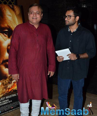 Manoj Joshi Graced At Bhopal A Prayer For Rain Premiere