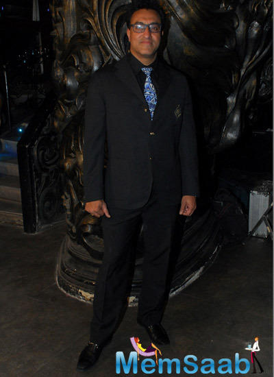 Mohammed Morani Clicked At The Launch Of Sajid Nadiadwala Film Murder Mystery