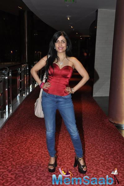 Shibani Kashyap Posed During KS Maxim Girl Contest 2014