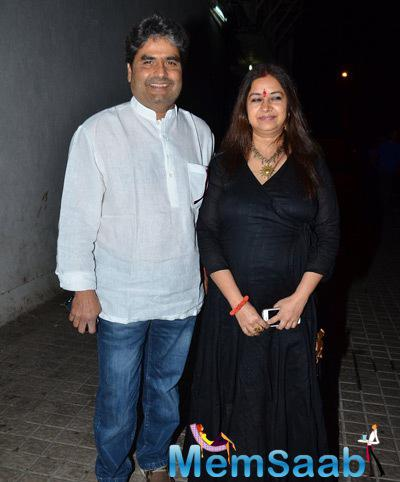 Celebs Attended A Screening Of Ugly Organised At PVR In Juhu