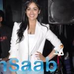 Yami Gautam Spotted To Promote Her Upcoming Movie Badlapur