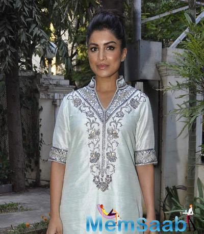 Pallavi Sharda Attend Kanika Kedia Spring Summer Collection Launch 2015 At Fuel