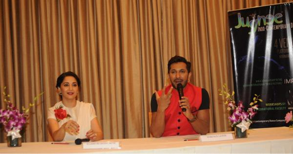 Terence And Madhuri To Launch Mumbai's First Of Its Kind CDFJ On World International Dance Day