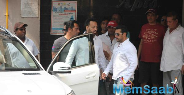 Salman Khan Has Been Sentenced To Five Years In Jail In The Hit-And-Run Case