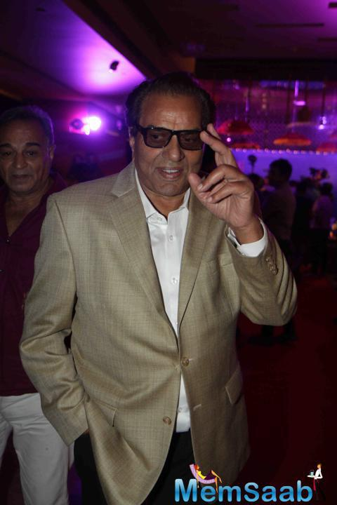 Dharmendra Attended The Trailer Launch Of Second Hand Husband