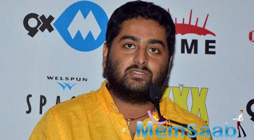 Arijit Singh Attend The 9XM Dome Concert Press Meet