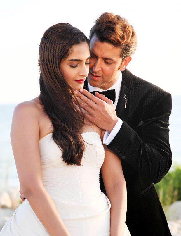 Sonam Kapoor And Hrithik Roshan In Dheere Dheere Fairy-Tale