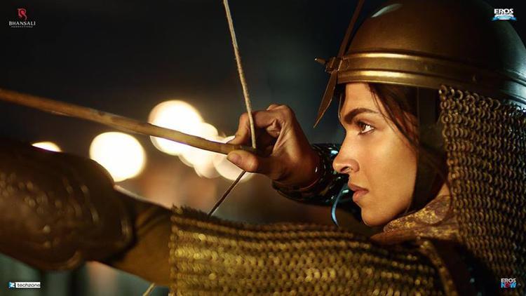 Deepika Padukone Plays Warrior Queen Mastani In Bajirao Mastani Movie